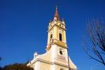 Колокольня церкви Святого Анджео Чувара